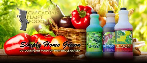 slideshow Cascadian Plant Food