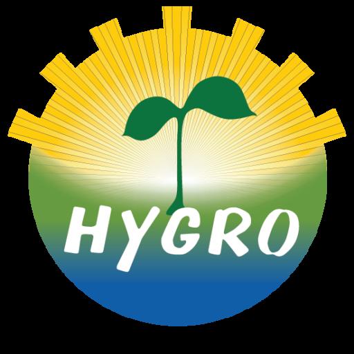 Hygro Gardening logo